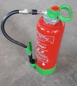 Extincteur rechargeable pression Auxiliaire